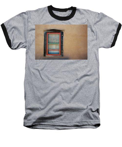 School House Window Baseball T-Shirt