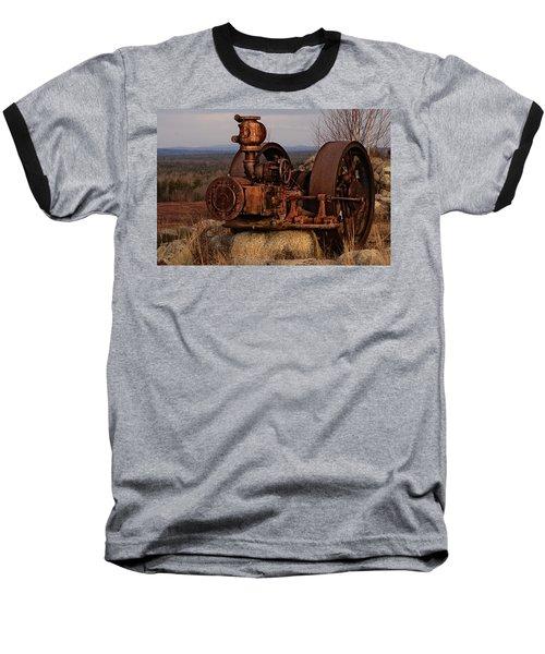 Scrap Me Not Baseball T-Shirt