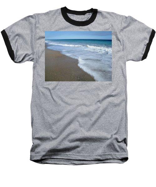 Seascape Wrightsville Beach Nc  Baseball T-Shirt
