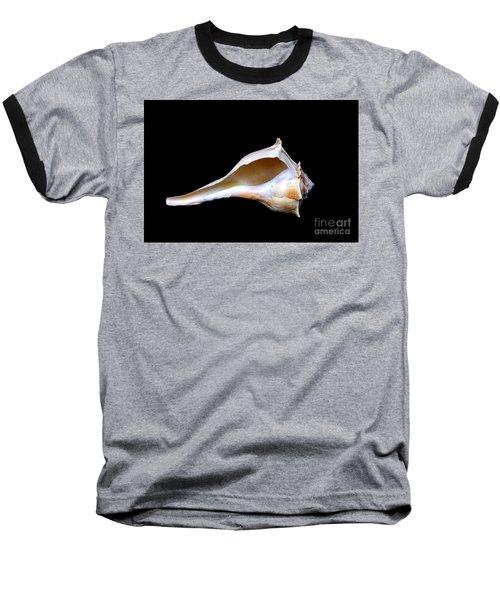 Baseball T-Shirt featuring the photograph Seashell 2 by Deniece Platt