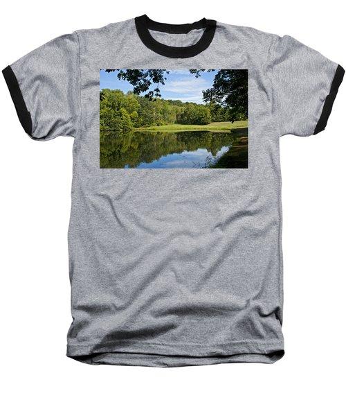 Secret Fishing Hole Baseball T-Shirt