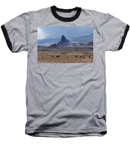 Sentinels Baseball T-Shirt