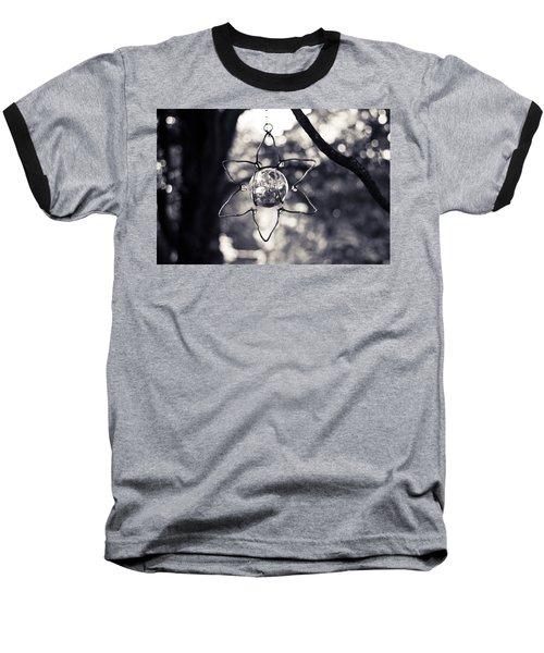 Baseball T-Shirt featuring the photograph Serendipity by Sara Frank
