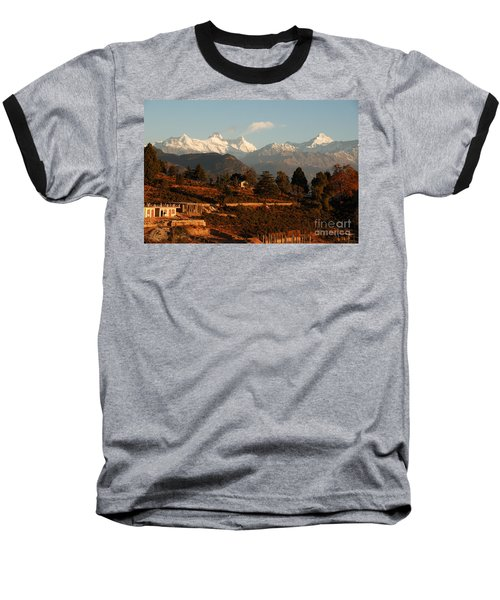 Baseball T-Shirt featuring the photograph Serenity by Fotosas Photography