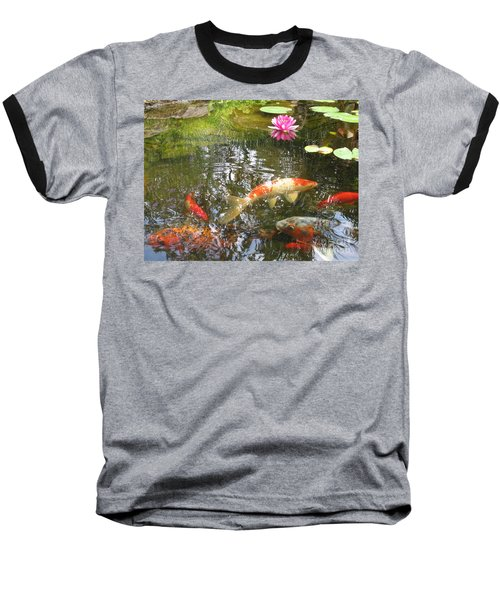 Baseball T-Shirt featuring the photograph Serenity by Laurianna Taylor