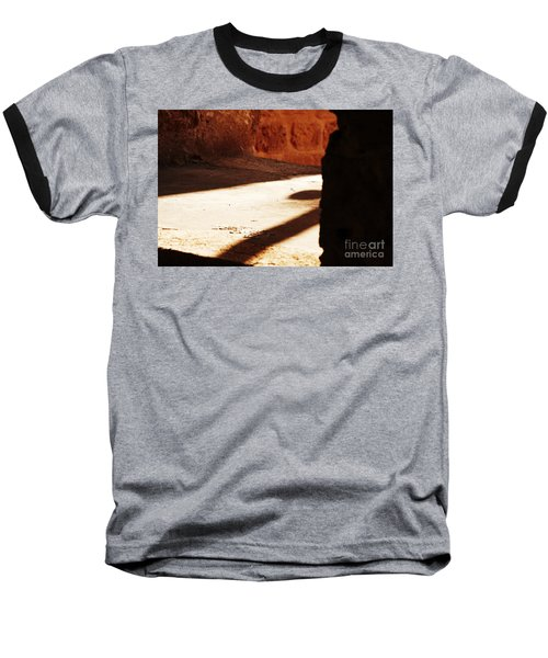 Shadow On The Windows Baseball T-Shirt