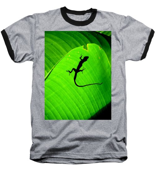 Shadowlizard Baseball T-Shirt