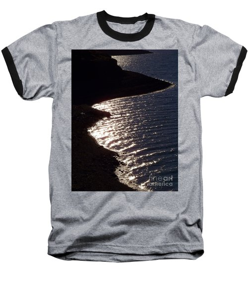 Shining Shoreline Baseball T-Shirt