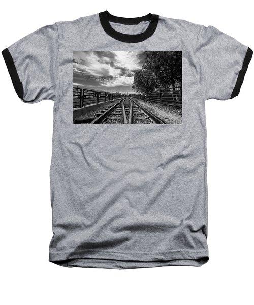 Silent Spur Baseball T-Shirt