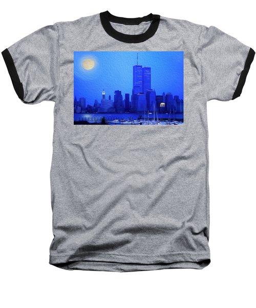 Silent Summer Baseball T-Shirt