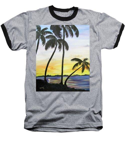 Silhouette Baseball T-Shirt