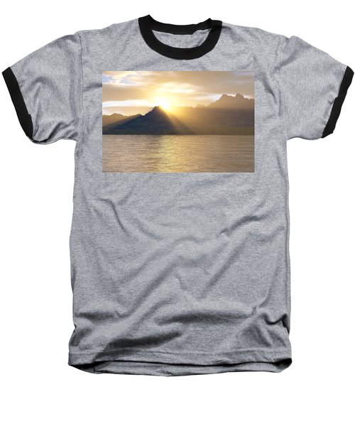 Silver Lake Baseball T-Shirt by Mark Greenberg