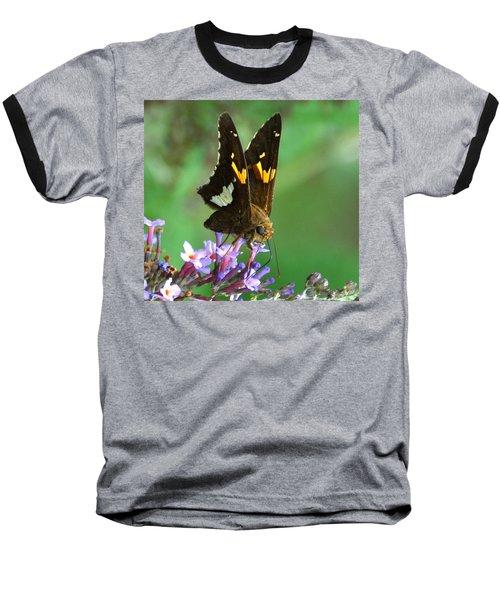 Silver Skipper Baseball T-Shirt