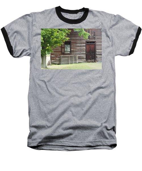 Simple Living Baseball T-Shirt