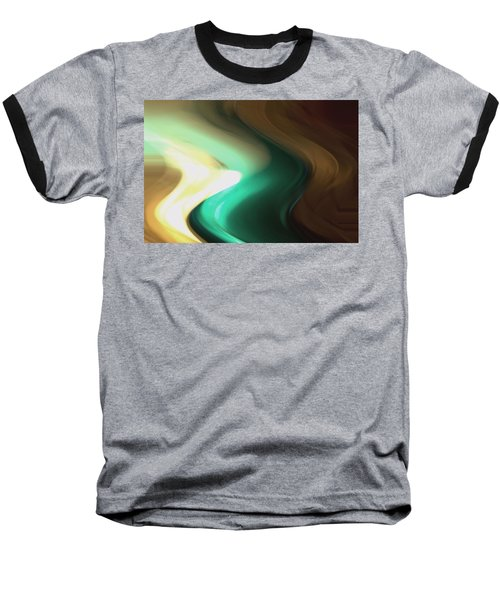 Baseball T-Shirt featuring the mixed media Sine Of Ninety by Terence Morrissey