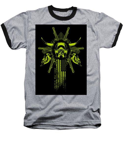 Six Shooter Baseball T-Shirt