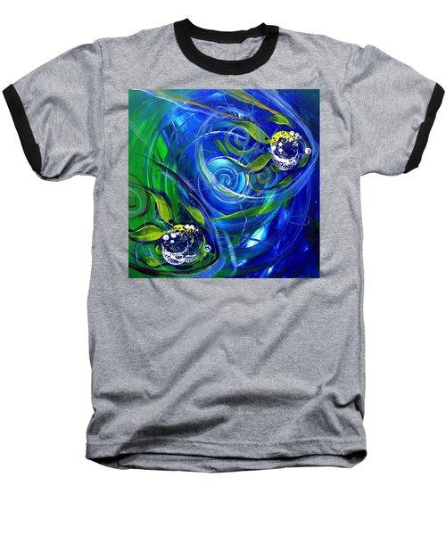Six Subtle Ups And Downs 3 Baseball T-Shirt