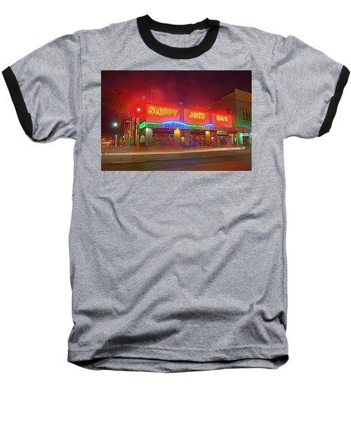 Sloppy Joes Baseball T-Shirt