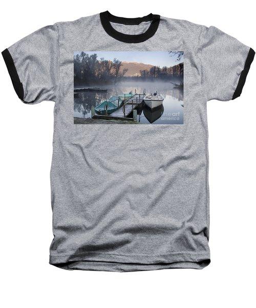 Small Port Baseball T-Shirt