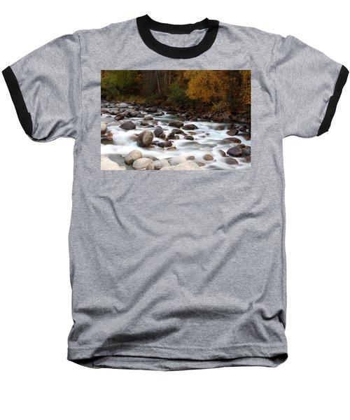 Smokey Water Baseball T-Shirt