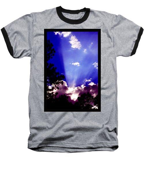 Solar Devas Baseball T-Shirt
