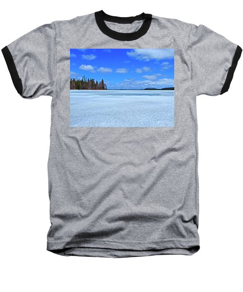 Solar Melt Baseball T-Shirt