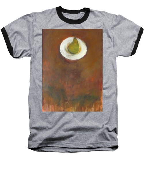 Baseball T-Shirt featuring the painting Solo by Kathleen Grace