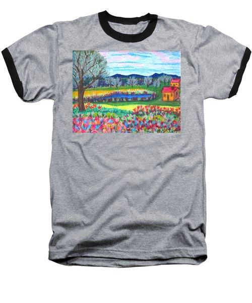Somewhere Else Baseball T-Shirt