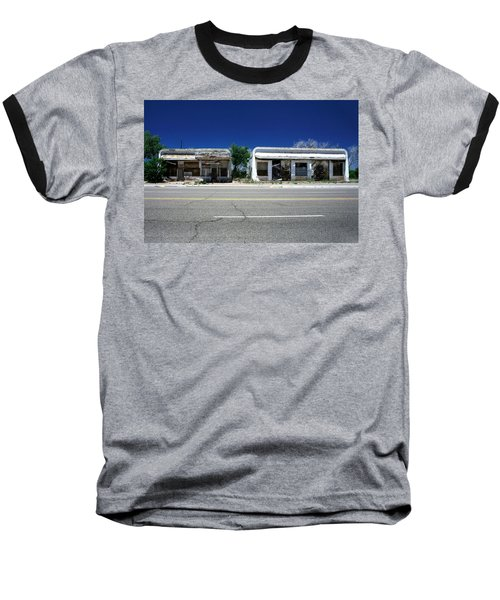 Baseball T-Shirt featuring the photograph Somewhere On Hwy 285 Number Two by Lon Casler Bixby