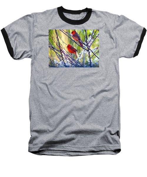 Song Of Spring Baseball T-Shirt