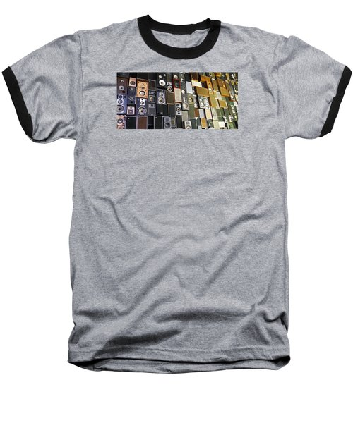 Baseball T-Shirt featuring the photograph Sound Of Music ... by Juergen Weiss