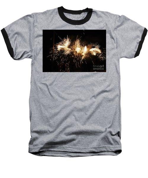 Spark Snake Baseball T-Shirt