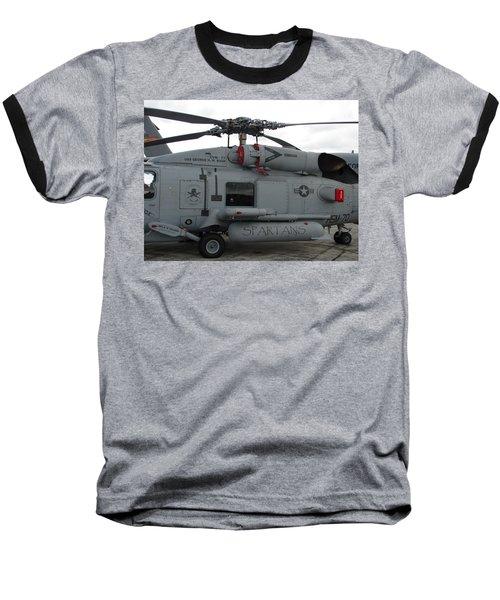 Spartans Baseball T-Shirt