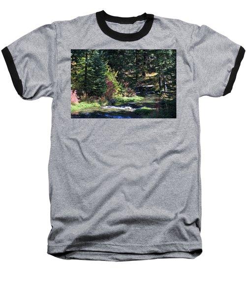 Spearfish Canyon Baseball T-Shirt