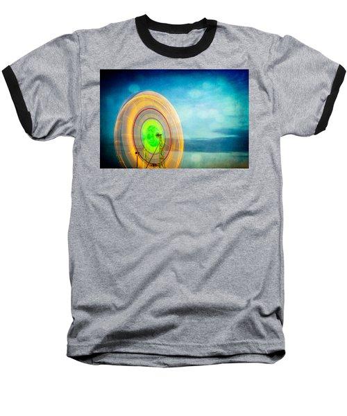 Spinning 2 Baseball T-Shirt
