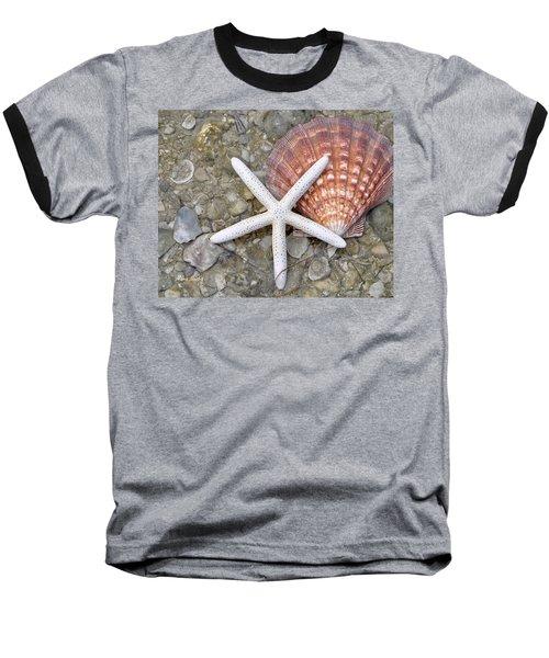 Spirit Of The Seashore  Baseball T-Shirt
