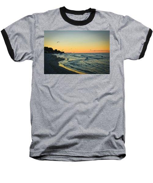 Baseball T-Shirt featuring the photograph Spirit's Journey by Sara Frank