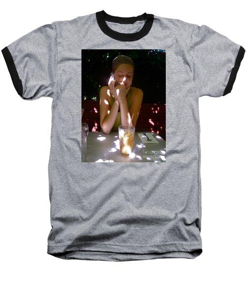 Spotted In Sunlight Baseball T-Shirt