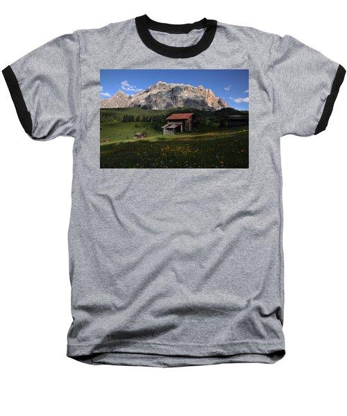Spring At Santa Croce Baseball T-Shirt