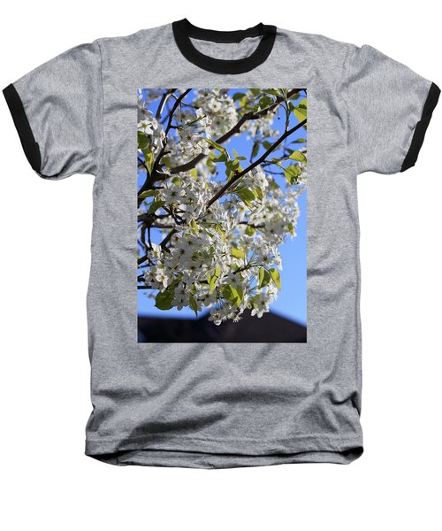 Baseball T-Shirt featuring the photograph Spring Blooms by Kay Novy