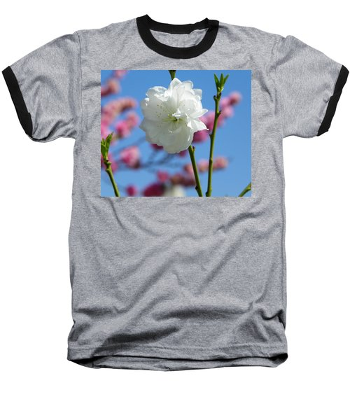 Spring Baseball T-Shirt by Sandra Lira