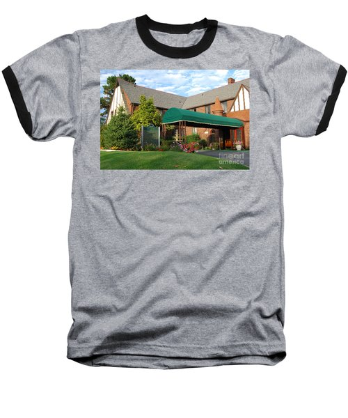 St Clair Inn Entrance Baseball T-Shirt