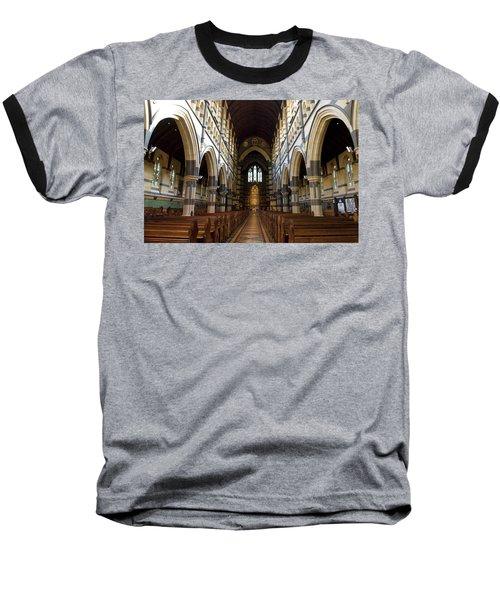 St Pauls Cathedral Baseball T-Shirt