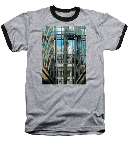 St Pauls Compressed Baseball T-Shirt
