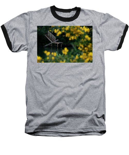 Baseball T-Shirt featuring the photograph Stairway To Heaven by Pedro Cardona