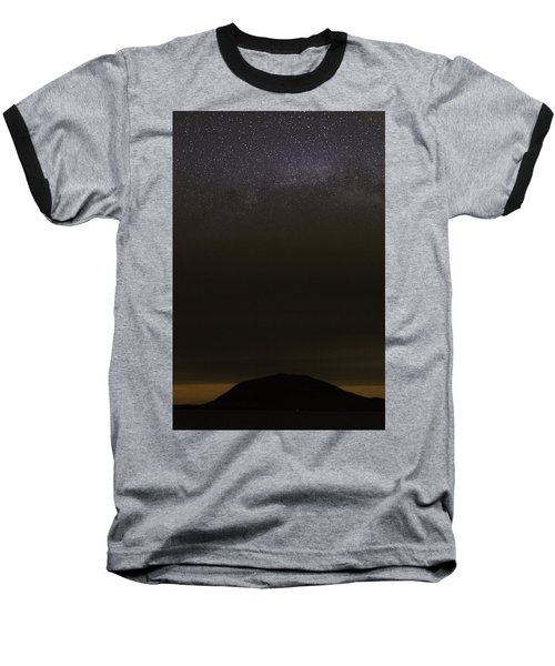 Baseball T-Shirt featuring the photograph Stars Over Little Spencer by Brent L Ander