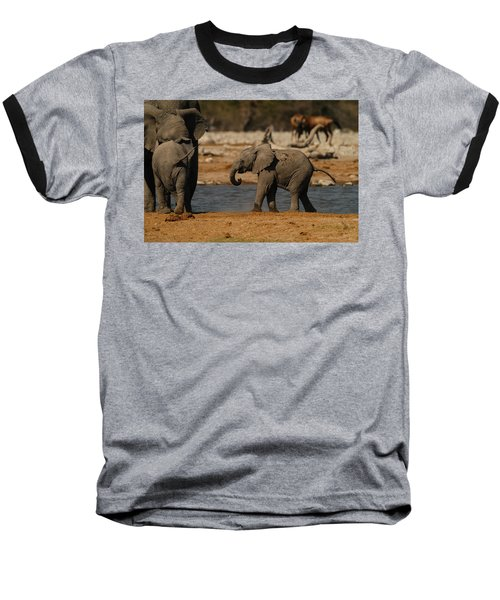Start The Dance Baseball T-Shirt