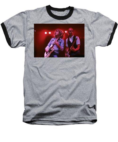 Status Quo Baseball T-Shirt