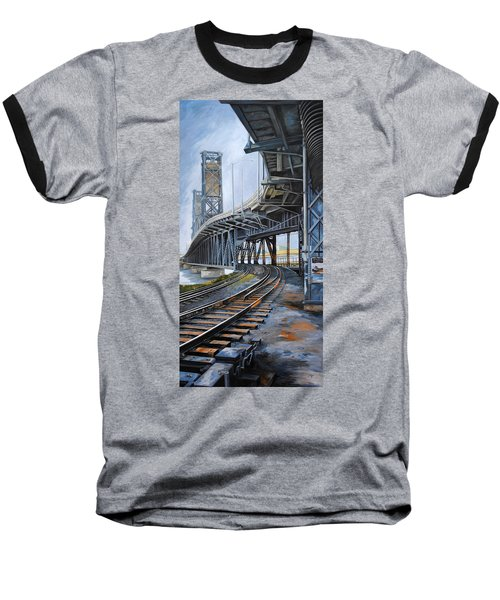 Steel Bridge 2012 Baseball T-Shirt