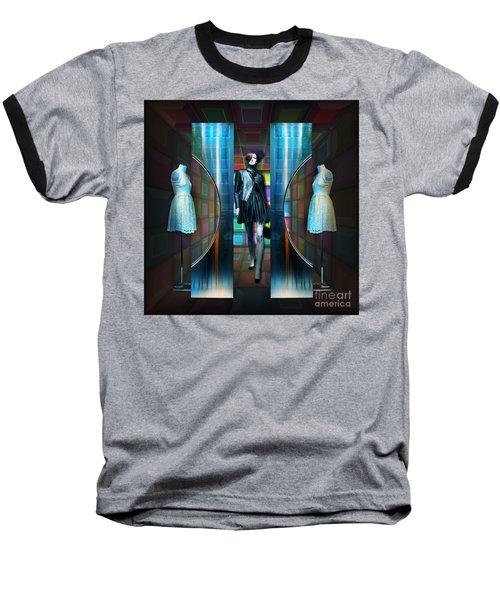 Steel Eyes Mannequin Baseball T-Shirt